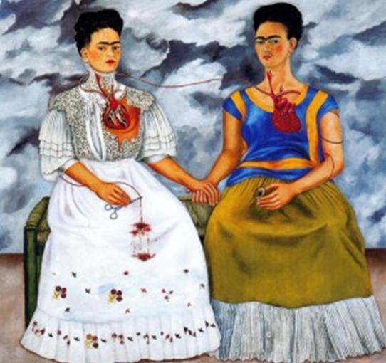 Dalla pittura di Frida Kahlo ad un abbozzo di fenomenologia della carne